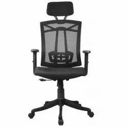 Black Bonai Ergonomic High Back Chair