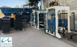 Chirag Automatic Hollow Brick Machine