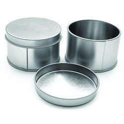 Wax Tin Containers
