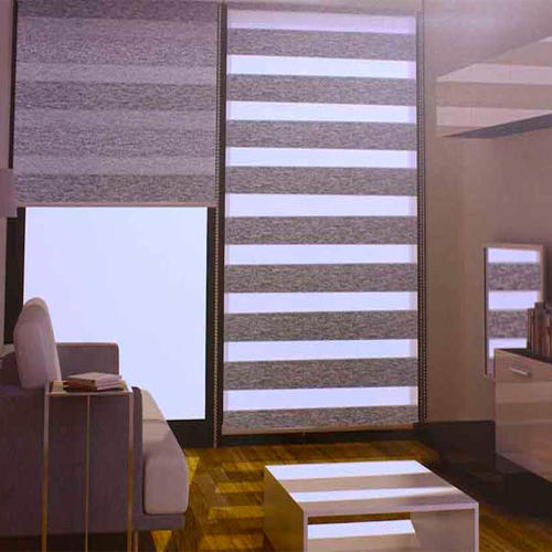 Zebra Blinds Regular Zebra Window Roller Blinds