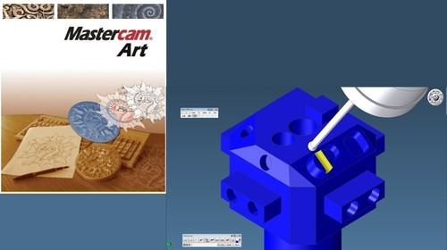 Mastercam CAM Software For CNC, CNC Programming And Cycle