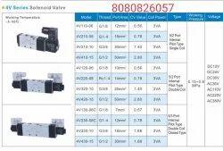 4V210-08 Pneumatic Solenoid Valve  5/2