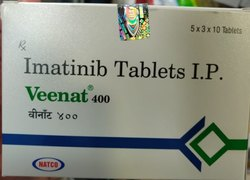 Veenat Imatinib Tablets, Natco, Prescription