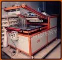 Mechanical Flat Screen Printing Machine