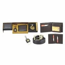 Leatherette 4 in One Gift Set