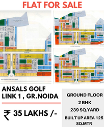 Flat For Sale Ansal Golf Link 1, Greater Noida