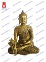 Lord Buddha Sitting Med W/Out Base