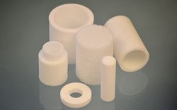 Porous Plastic Filter Candles in PP & PE