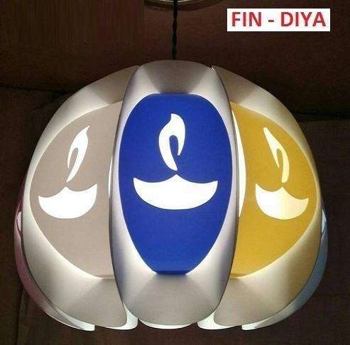 Fiber plastic diwali kandil lamp shade at rs 75 piece makarpura fiber plastic diwali kandil lamp shade aloadofball Choice Image