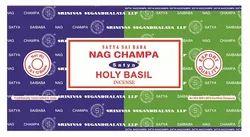 Nag Champa Holy Basil