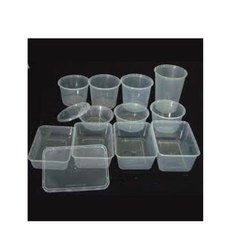 Hing Box Plastic Container