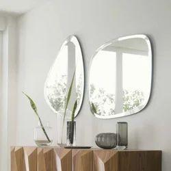 Frameless Reflex Angelo Mirror, Thickness: 5 To 15 Mm