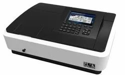 Peak  USA C-7100 UV Visible Single Beam Spectrophotometer