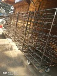 Blast Freezer Trolleys