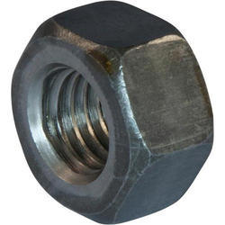 Metallic Grey High Tensile Nut