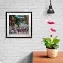 Beautiful Rajasthani Framed Art Print