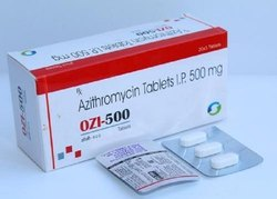 Ozi Azithromycin Tablets, Treatment: Bacterial Infections