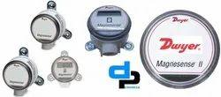 Dwyer MS-621 Magnesense Differential Pressure Transmitter