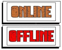 Online And Offline Projects