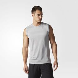 Multicolor Adidas Sleeveless T Shirt