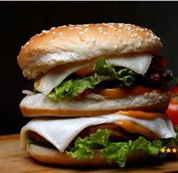 Paneer Chilli Lava Burger