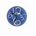 Photo Glass Clock