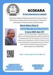 Upto 250 1 Hour Skill Development Through Webinar, Web Class Room