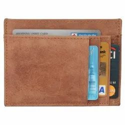 Hunter Leather Card Holder
