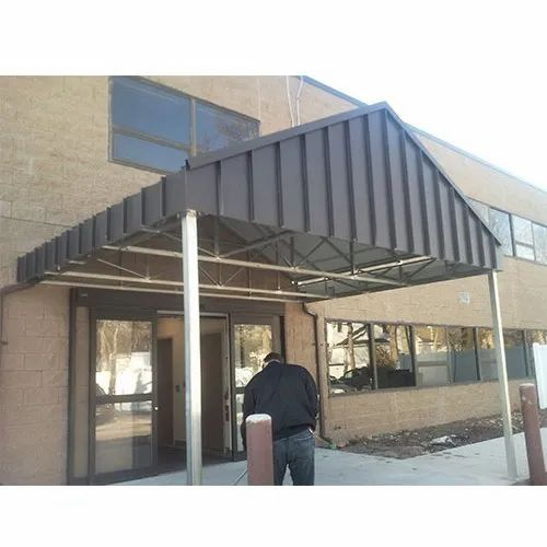 Prefabricated Canopies