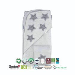 Organic Cotton Hooded Towels