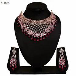 a547075a3 CZ Jewellery Combo - Imitation Jewellery Manufacturer from Mumbai