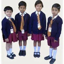 Winter School Uniform, 22-34
