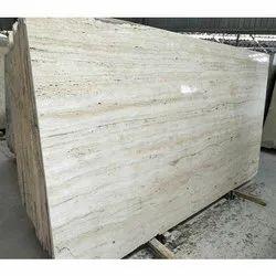 White Travertine Marble
