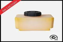 Domino Reservoir 1200 Ml Yellow Ink CIJ Printer