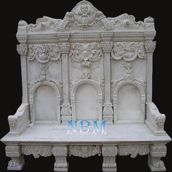 Throne Marble Sofa