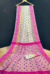 Stylist Soft Jamdani  saree