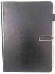 Lock Notebook