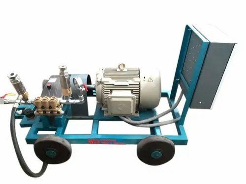 Hawk High Pressure Hydro Jetting Machine - 500 Bar