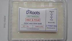 Goat Milk Natural Soap Base