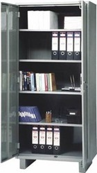 Stainless Steel Plain Storewell Cupboards