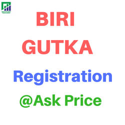Biri And Gutka Registration