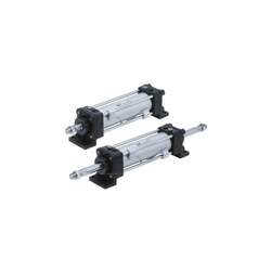 SMC Tie-Rod Type Hydraulic Cylinder CHA/CHDA
