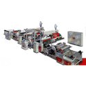 Double Mainframe Extrusion Film Lamination Machine