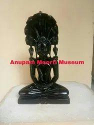 Parasnath Jain Marble Statue