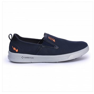 a1e2fcab387bc1 Navy Blue Men Campus LS-202-NAVY Style Walk Shoes