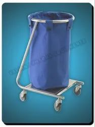 SS Liner Trolley with Cloth