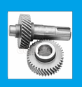 Screw Compressor Gear Set