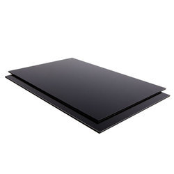 Black Brush Mirror Faced Aluminum Composite Panel