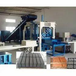 CI 320 Semi-Automatic Cement Brick Making Machine