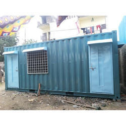 Prefabricated FRP Cabin